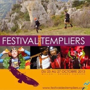 Affiche Templiers 2013