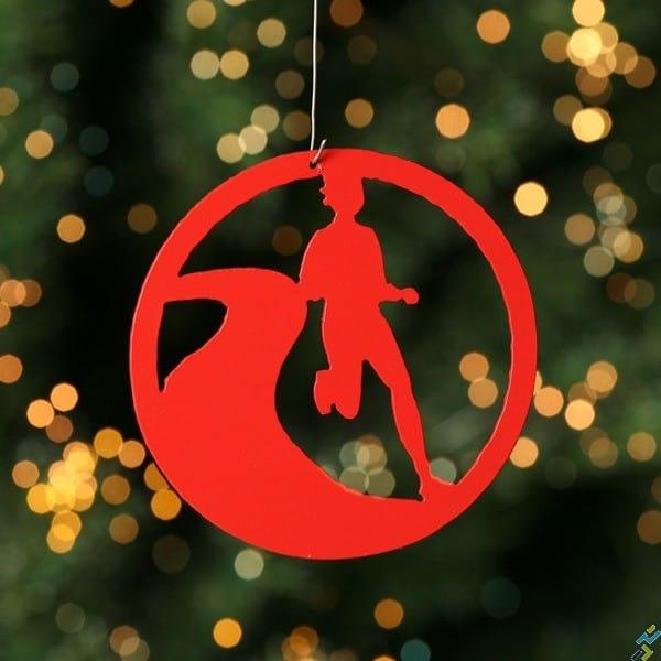 Shopping liste de Noël