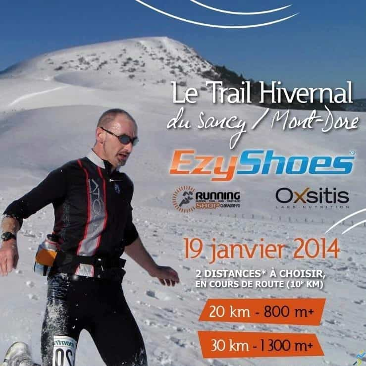 Affiche Trail Sancy