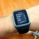 Montre GPS TomTom Runner : Le test