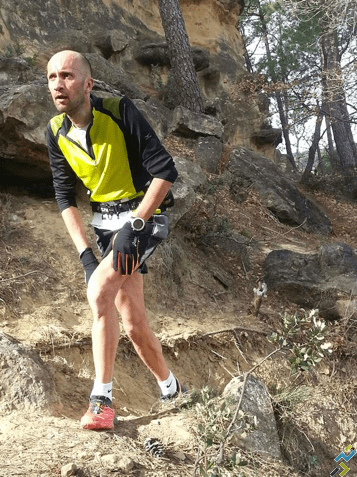 Pascal trail Ventoux 2014