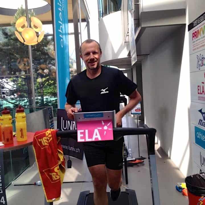Stephane Abry record monde