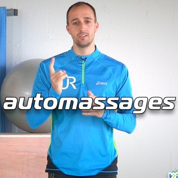 Les auto-massages running