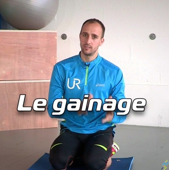 Renforcement musculaire : gainage