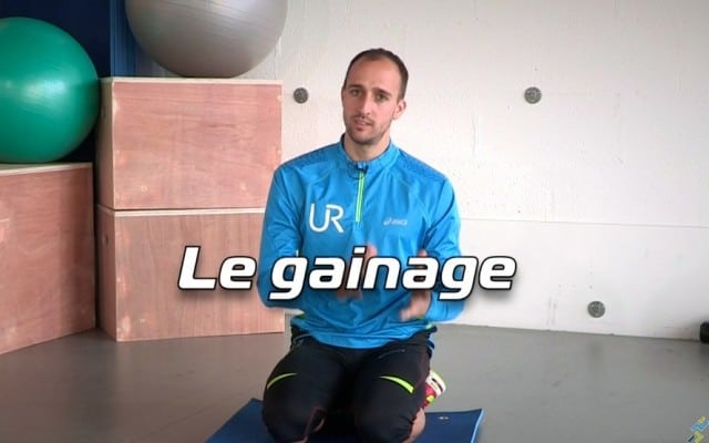 Gainage : renforcement musculaire