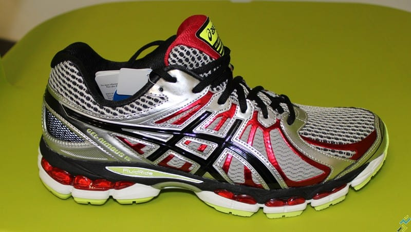 asics gel nimbus 15 2e test
