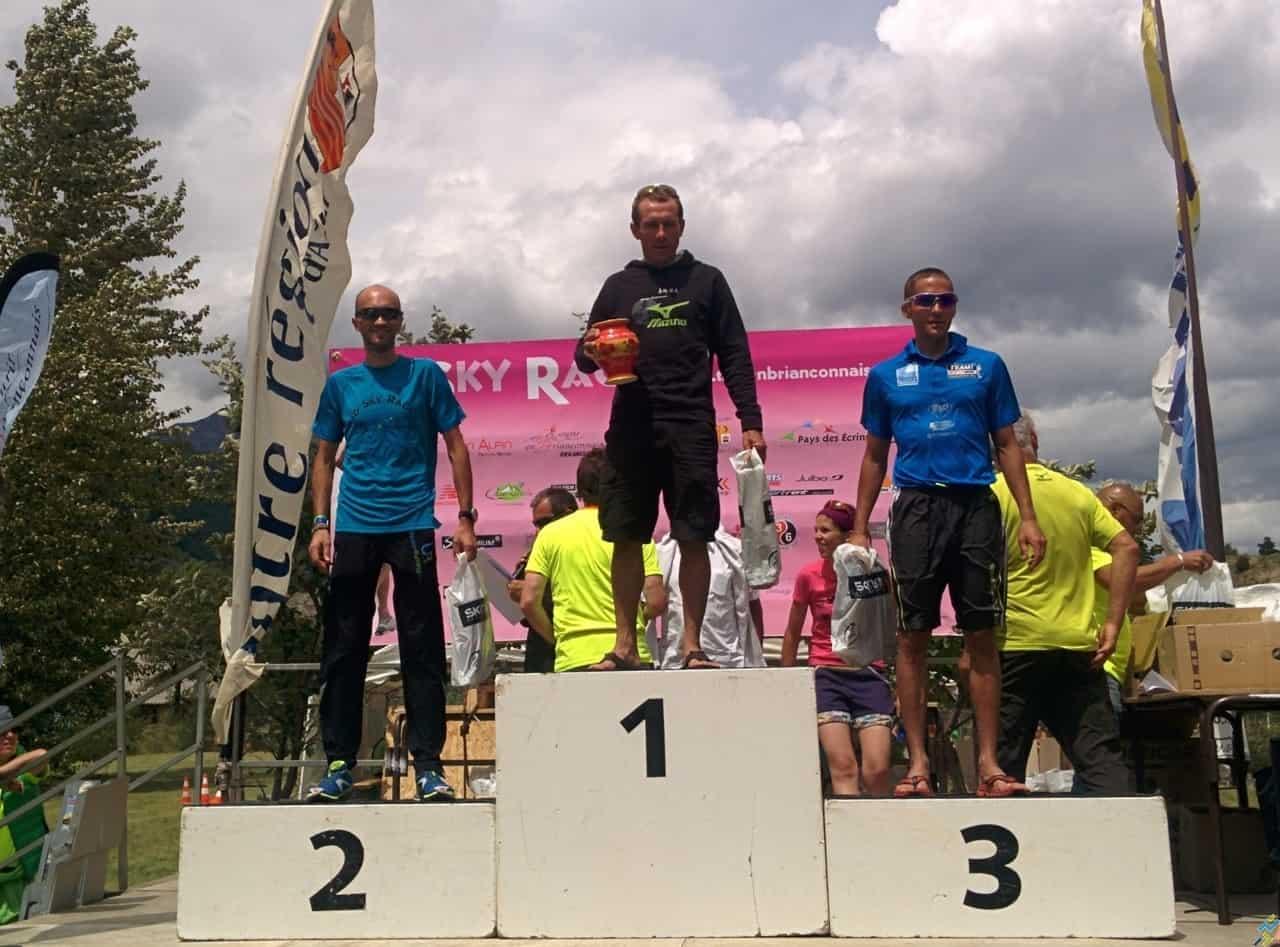 2ème place pour Pascal (Team UR) en V1