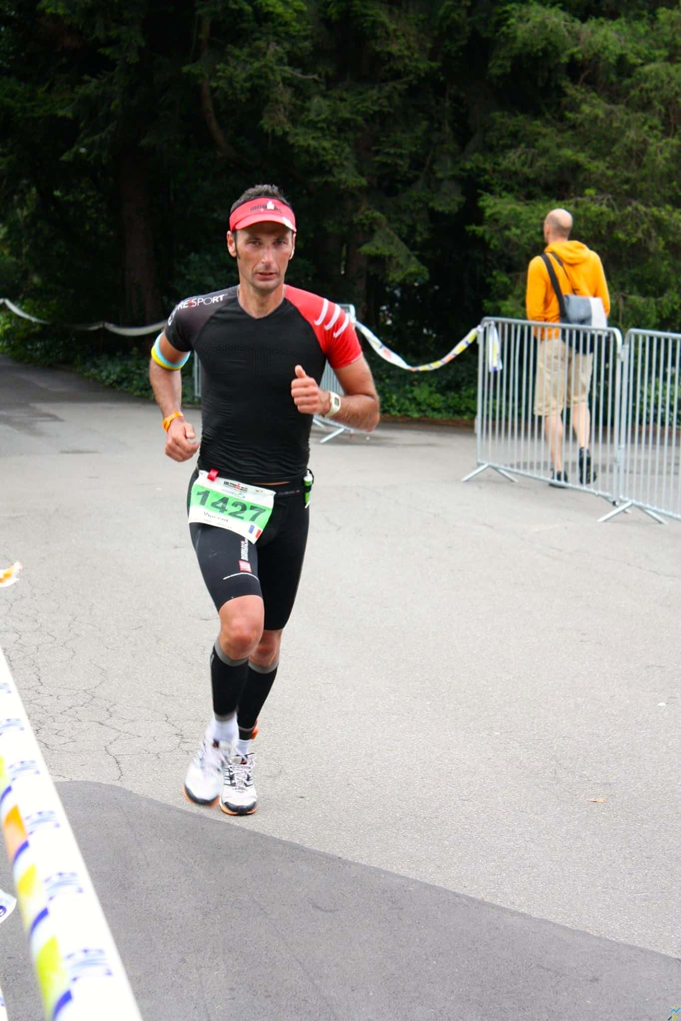 Zuritch Ironman Triathlon 2014