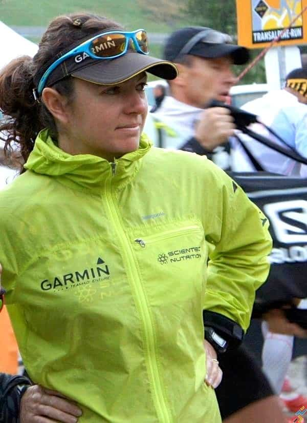 Caroline Garmin