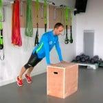 Renforcement musculaire haut du corps