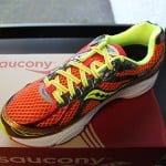Test de la Saucony Ride 7