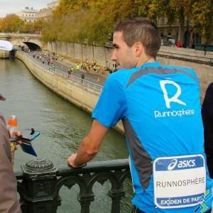 Ekiden Runnosphère Paris