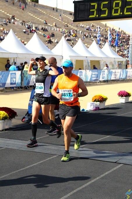 Marathon athènes Team UR