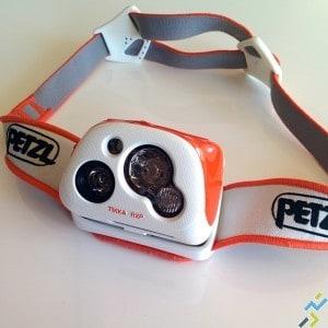 Test Petzl Tikka RXP 1
