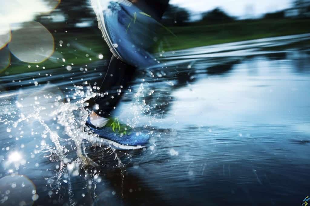 Courir sous la pluie - Nos conseils