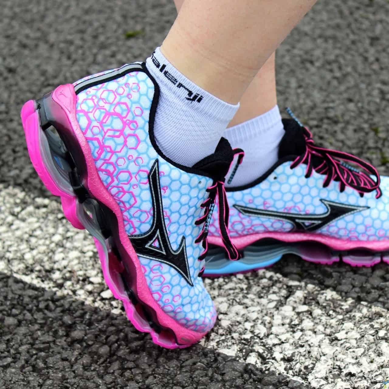 mizuno women's wave prophecy 3 running shoe femme
