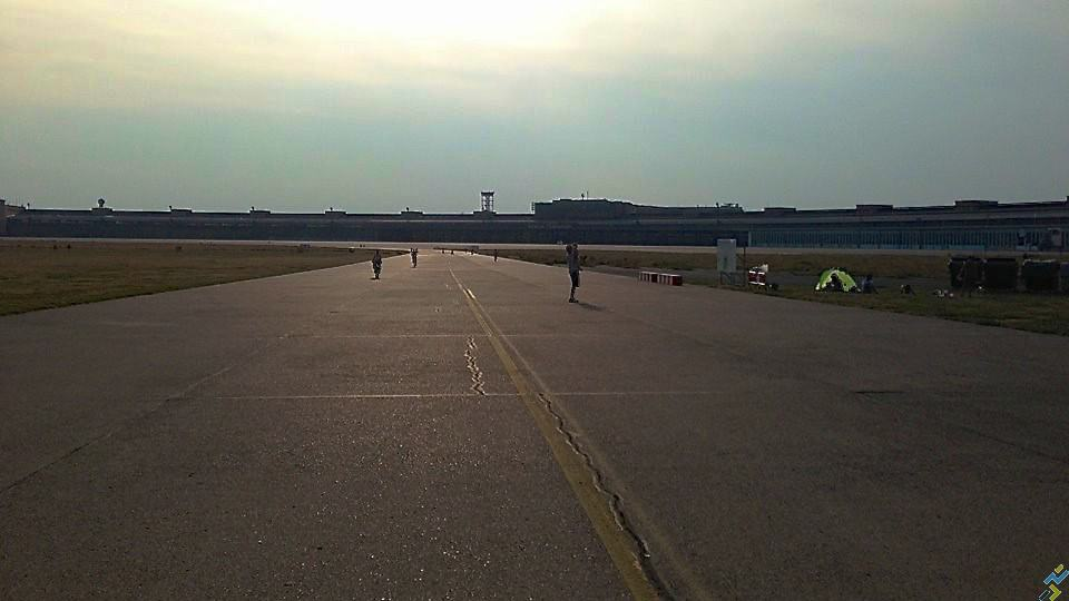 Courir à Berlin