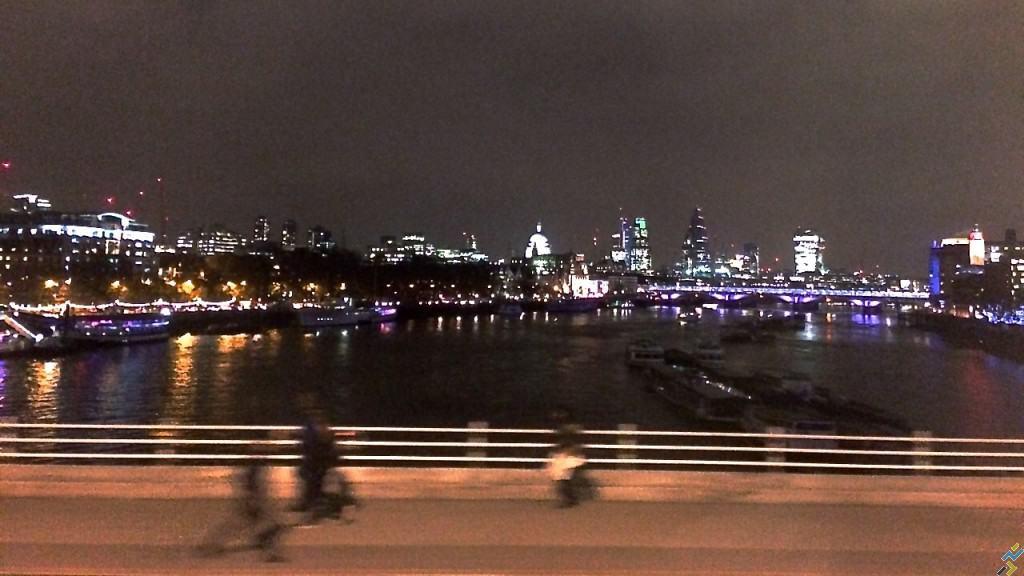 Courir à Londres