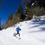 Courir sur la neige : Nos conseils pour préparer un trail blanc
