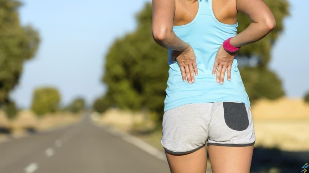 Course à pied et mal de dos