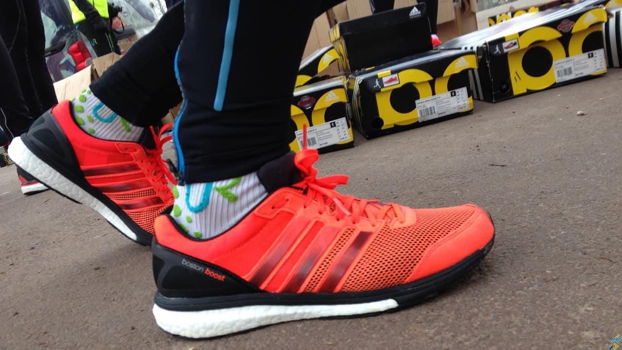 Adidas Boost Gamme