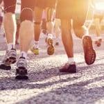 La course à pied et les bénévoles
