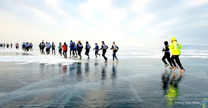 running lac baikal