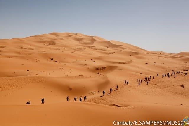 marathon des sables sahara maroc