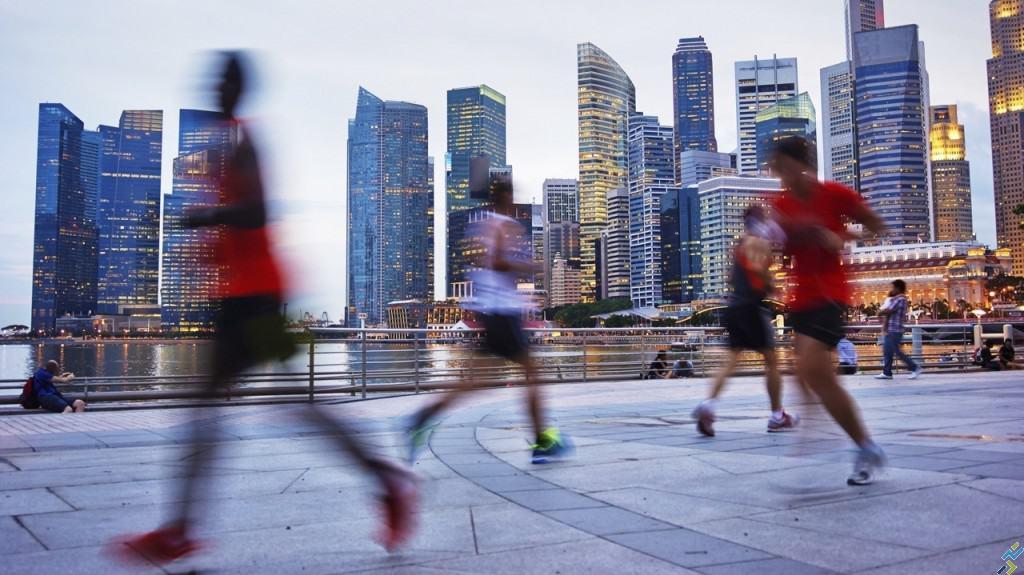 Course à pied dangereux pour la santé