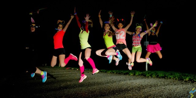 Starting Girls Run 2015
