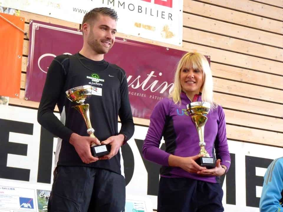 Championnat Céline 10 km