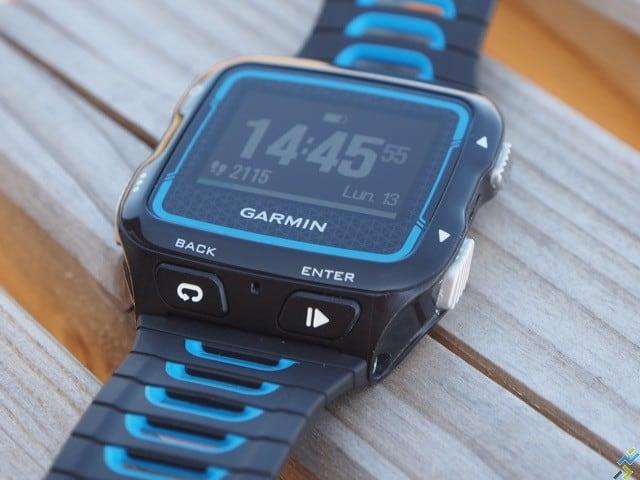 Garmin Forerunner 920XT Test 01