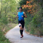 Thomas Lorblanchet défend les valeurs du trail running