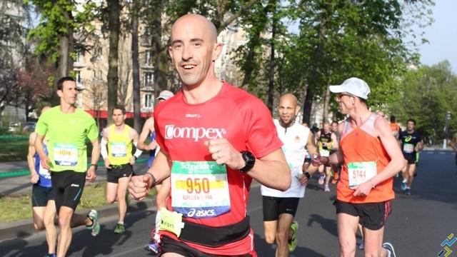 aurélien team UR marathon