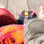 Très chères chaussures de trail
