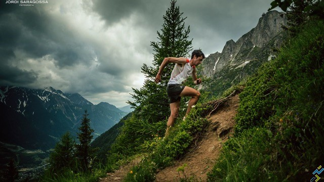 kilomètre vertical @Jordi Saragossa @salomonrunning