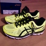 Asics Gel Kayano 22 : Le test