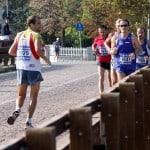 Vidéo insolite : Une course renversante