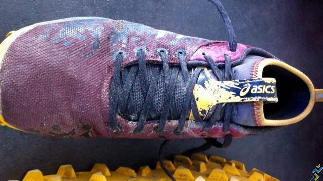 asics chaussures trail running fuji attack 2