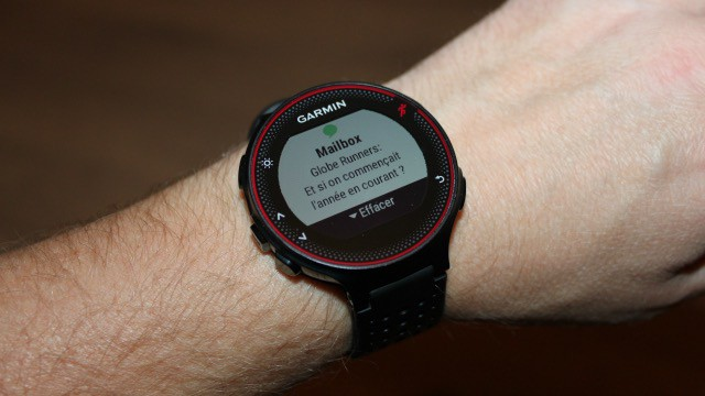 garmin forerunner 235 le test. Black Bedroom Furniture Sets. Home Design Ideas
