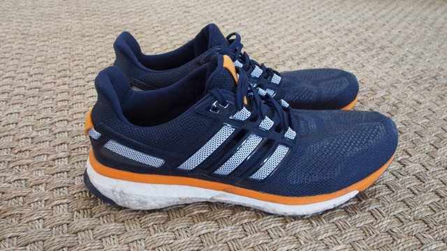 adidas energy boost bleu
