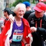 A 85 ans, il court le semi-marathon en 1h50