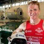 Il va courir un marathon dans l'espace