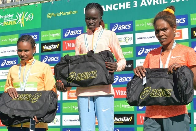podium-marathon-paris-2016 - 1