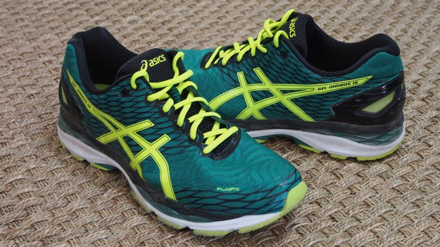 plus de photos fff26 cba56 Asics Gel Nimbus 18 : Le test