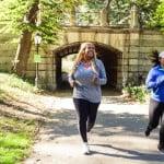 Culte du corps et course à pied
