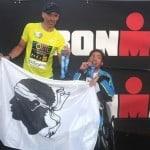 Kévin, paraplégique de naissance et finisher de l'Iron Man de Nice