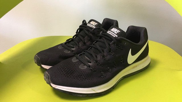 Nike Air Zoom Pegasus 33 : Le test