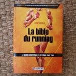 La bible du running, votre lecture de l'été
