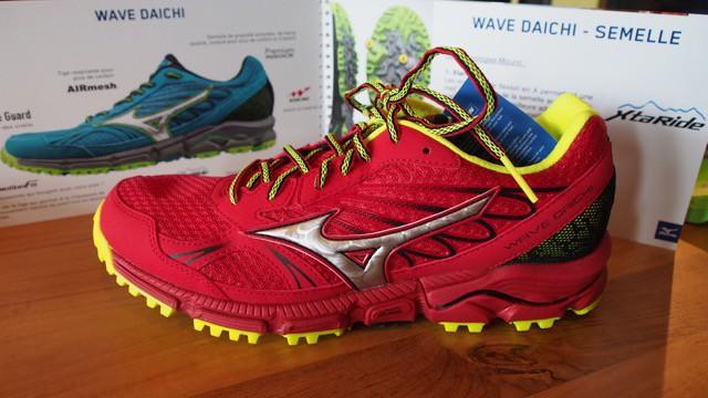 Mizuno Wave Daichi : le test Globe Runners
